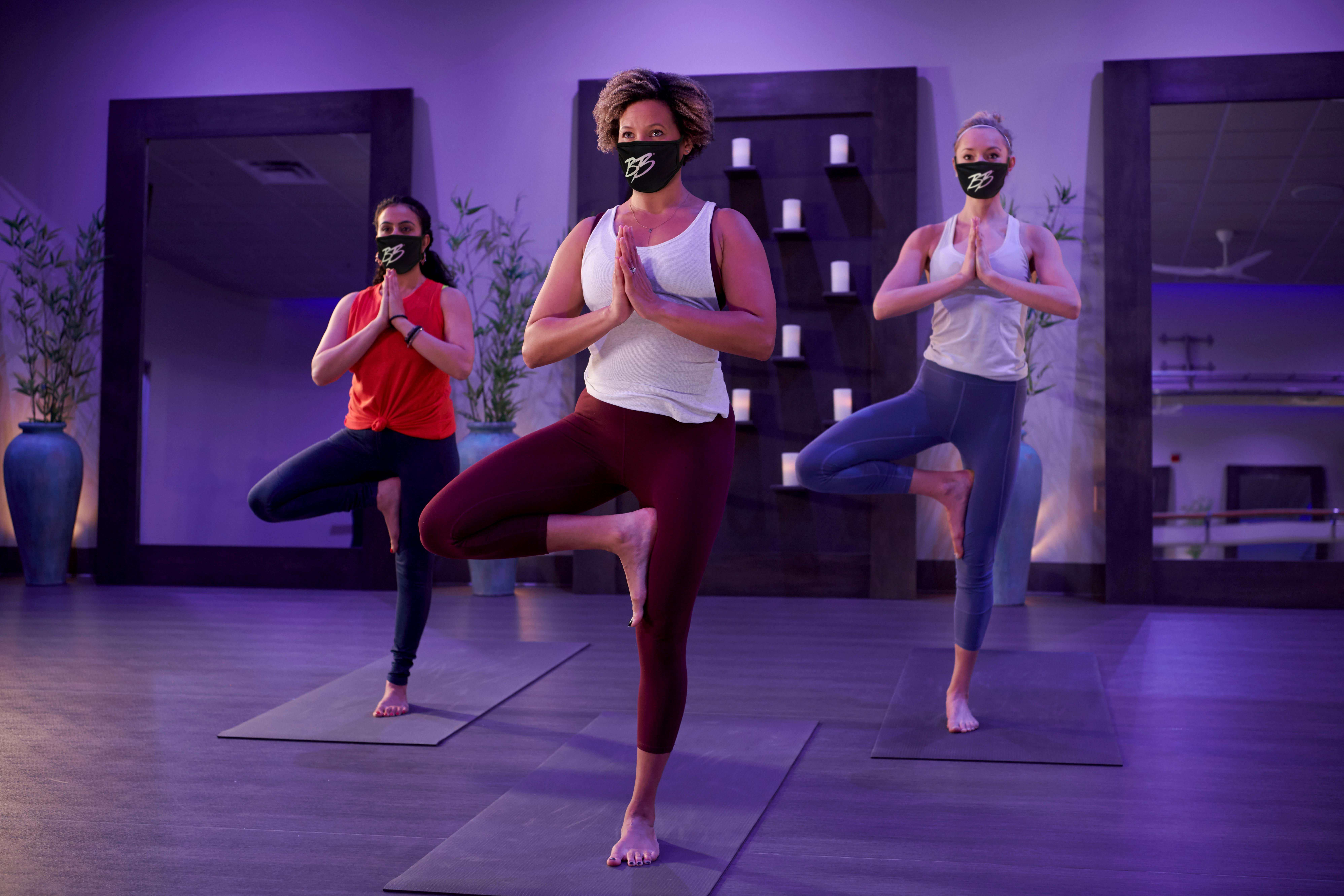 Group Exercise_Mask